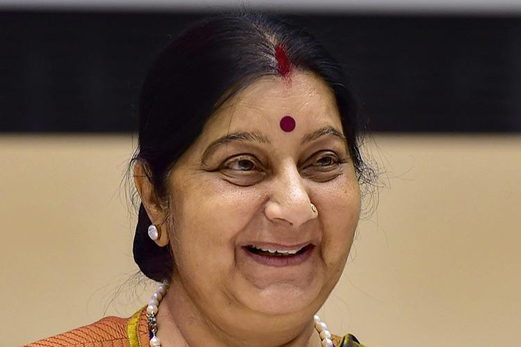 BJP stalwart and former Foreign Minister Sushma Swaraj passes away
