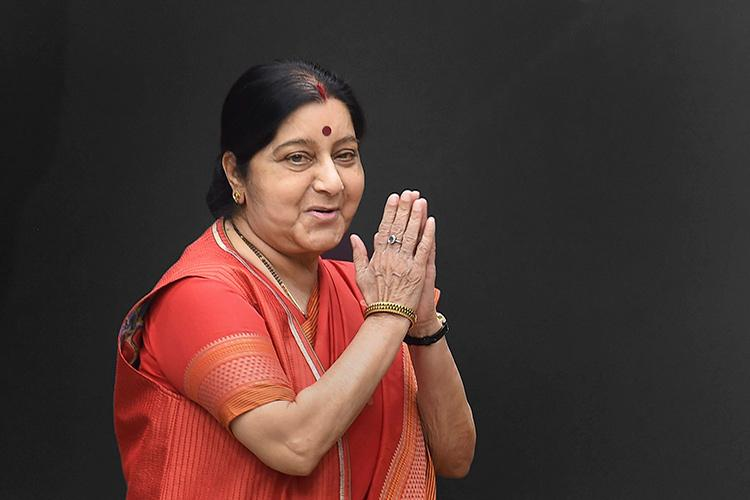 India grieves demise of a remarkable leader Condolences pour in for Sushma Swaraj