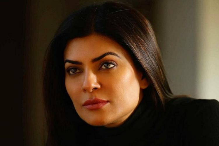 Sushmita Sen in web series Aarya