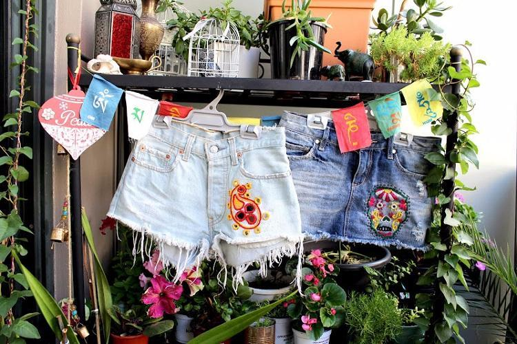 Sustainable fashion Meet the fashionistas who upcycle and recycle every bit of cloth