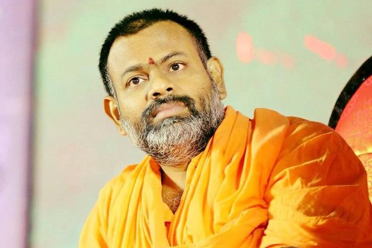 Hindu seer Paripoornananda moves Hyd HC over externment calls it illegal