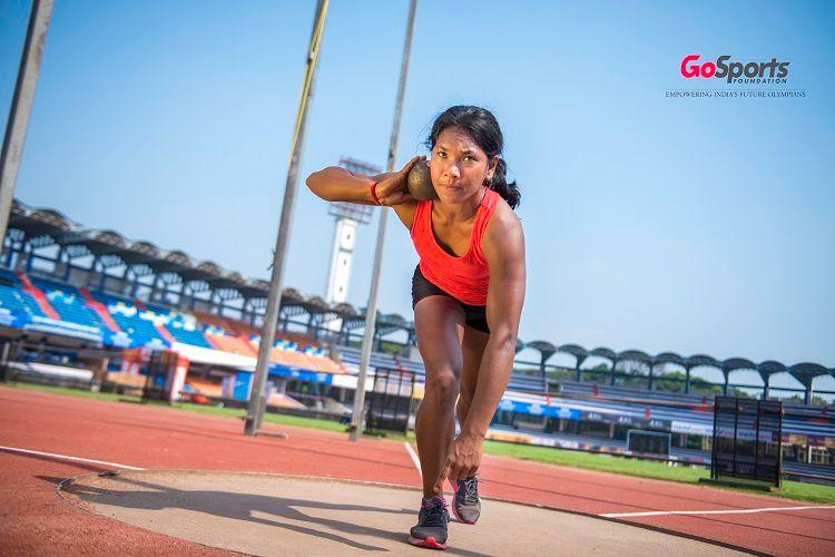 Told not to run in the sun as it would make her dark Swapna is now a national-level heptathlete