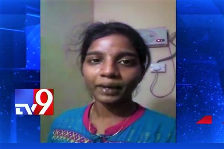 Video of Telangana woman who killed herself surfaces blames in-laws for asking dowry