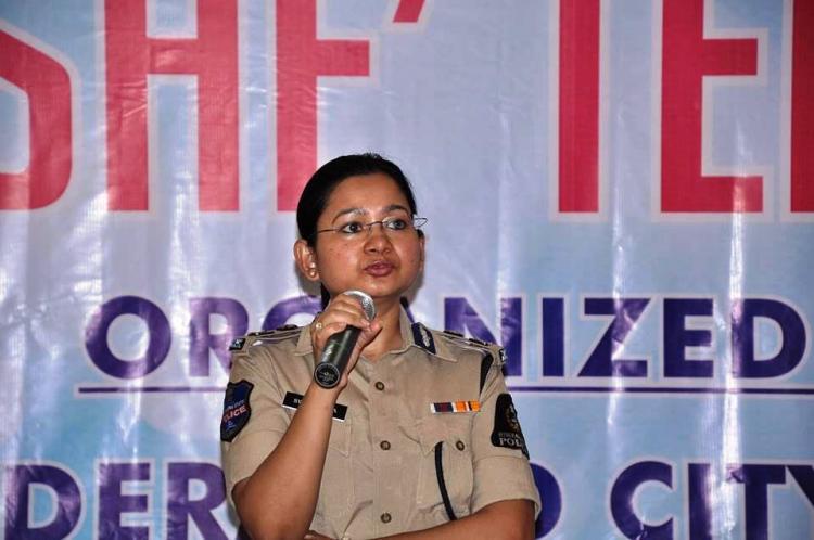 Telangana police to set up 10 new Bharosa centres says Swathi Lakra