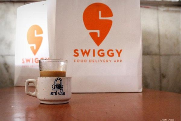 Swiggy raises 80 million in a round led by Naspers to fight rivals Zomato and UberEATS