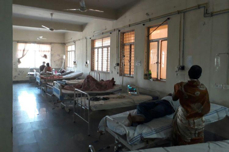 Telangana hospitals turn down Aarogyasri patients over unpaid dues deadlock continues