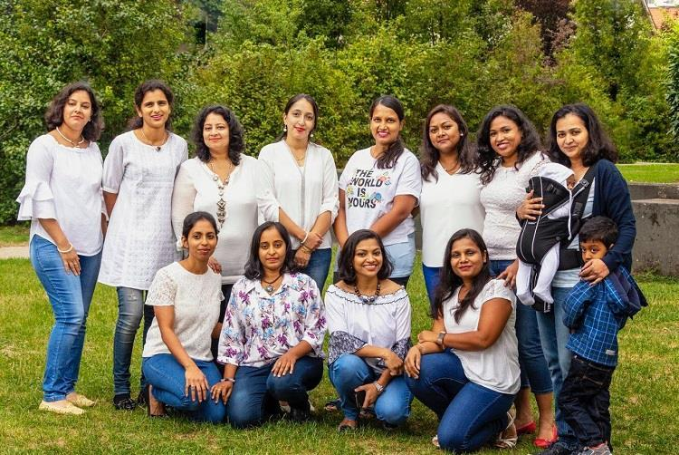 Selling lunch boxes in Switzerland these Indian women raised Rs 18 lakh for Kerala