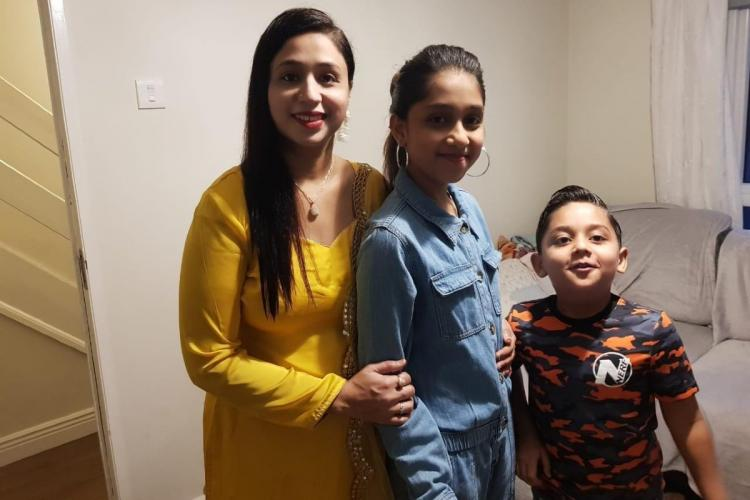 Seema Banu Syed and her two children were found dead in their Dublin residence