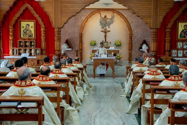 Amidst criticisms Kerala Catholic churches read out love jihad circular at Sunday mass