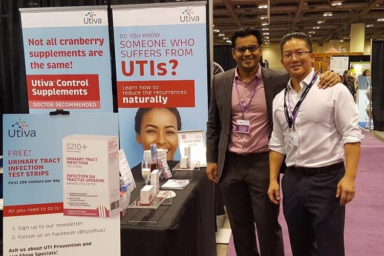 1 in 2 women have had UTI at some point this Canadian startup wants to change that