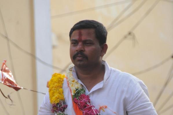 Provocative video of BJP MLA Raja Singh goes viral two police complaints filed