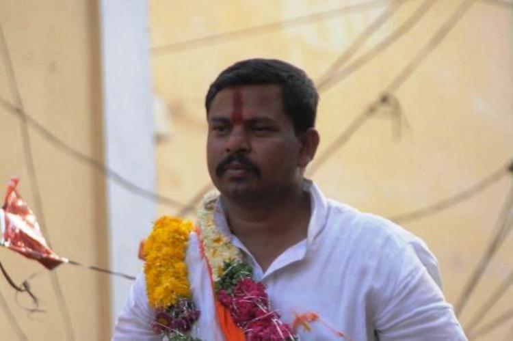 Will behead those who oppose Ram temple at Ayodhya says Hyd BJP MLA Raja Singh