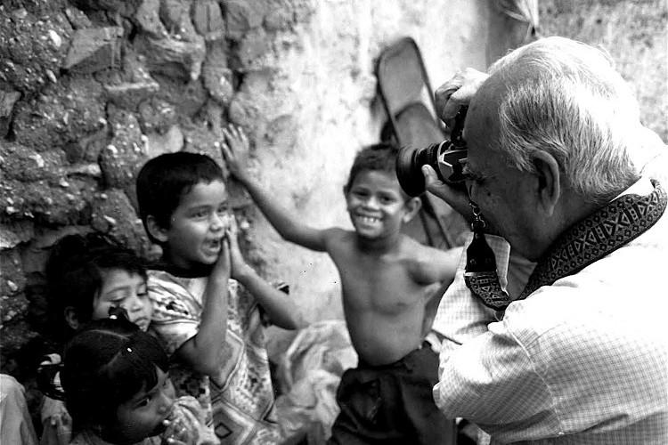 T S Satyan Father of Indian photojournalism and a silent genius behind his lens