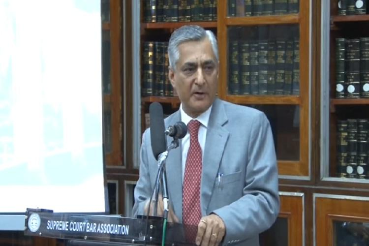 CJI TS Thakur breaks down at meeting attended by PM Modi calls for more judges