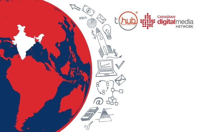 T-Hub Communitech invite Canadian tech startups to India through global bridge program