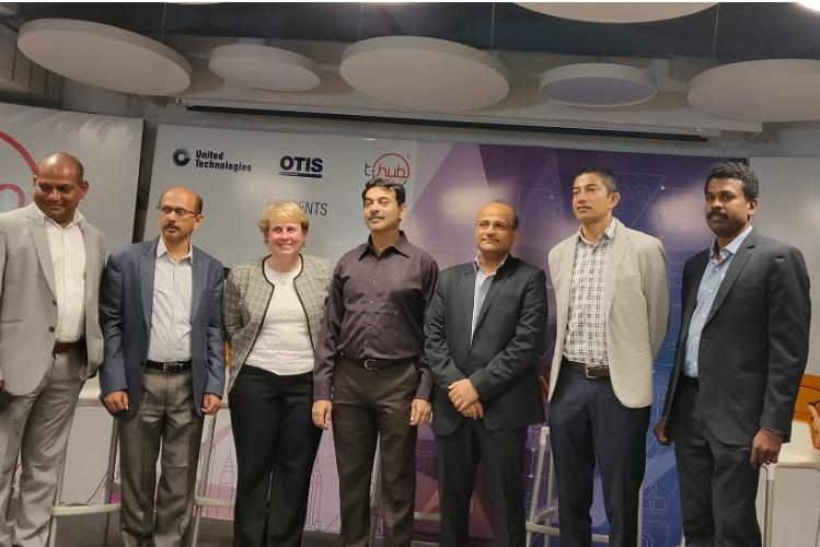 Otis ties up with T-Hub to launch innovation challenge for startups