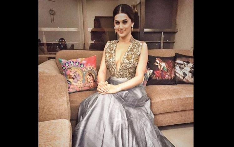 Taapsee Pannu speaks up about reports of her starring in YRF production