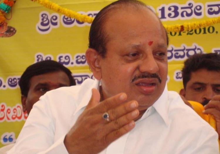 Did Karnataka law minister get his relative appointed as state information commissioner
