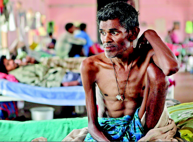 Global tuberculosis report a wake-up call for India