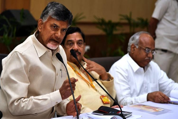 TDP alleges voter deletion forms submitted from outside Andhra complains to EC