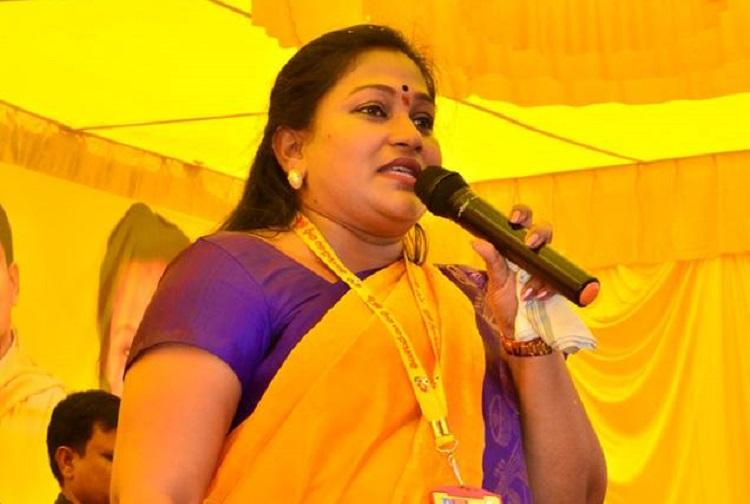 Im a Hindu and not Christian says TDP MLA Anitha after old video goes viral