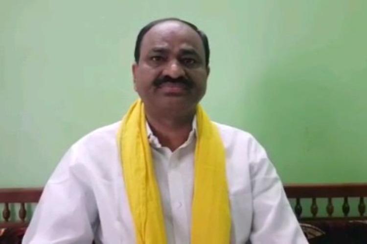 Better chance of development TDP leader wants Kurnool merged into Karnataka