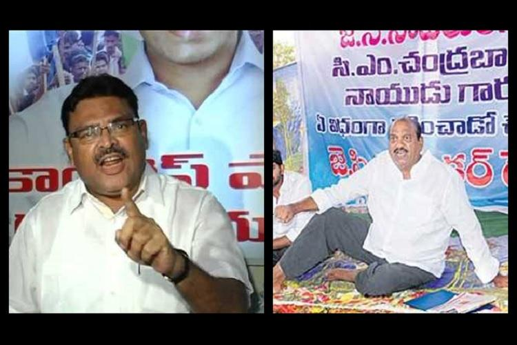 Mudslinging continues between TDP and YSRCP over Diwakar Travels accident that killed 11