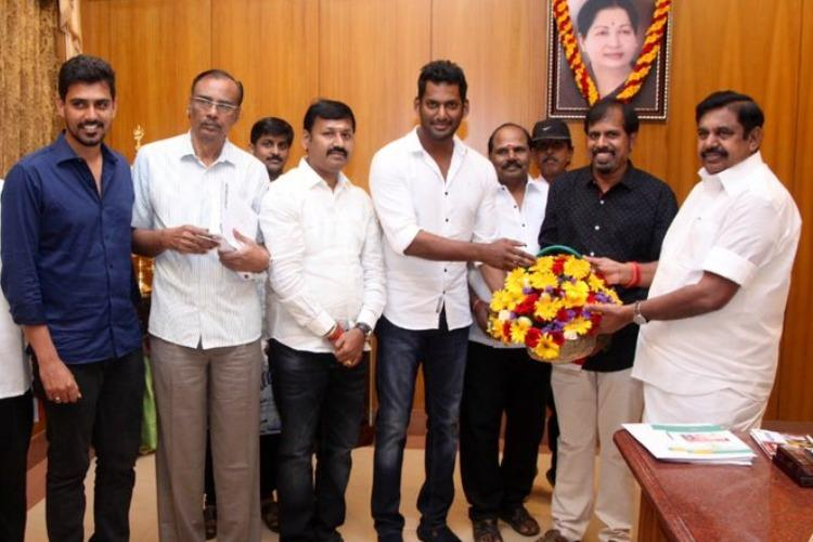 Image result for Will <a class='inner-topic-link' href='/search/topic?searchType=search&searchTerm=TAMILNADU' target='_blank' title='tamilnadu-Latest Updates, Photos, Videos are a click away, CLICK NOW'></div>tamilnadu</a> Govt appoint Nadigar Sangam Special Officer?