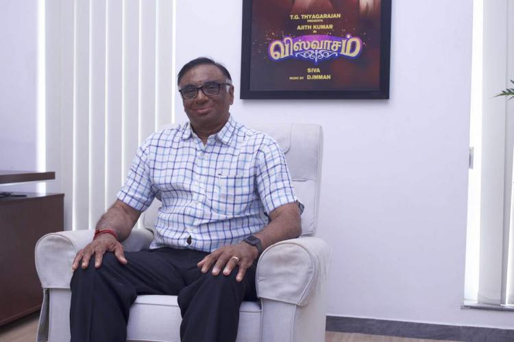 Sathya Jyothi Films Thyagarajan named Chairman of CIIs entertainment task force