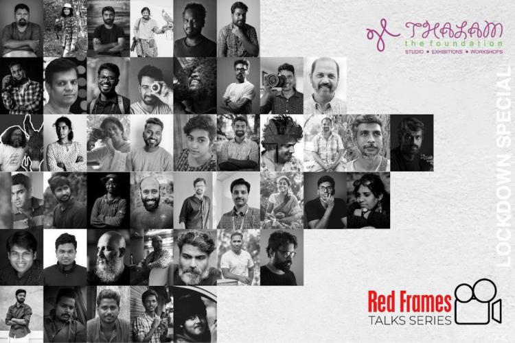 collage of photographers on thalam