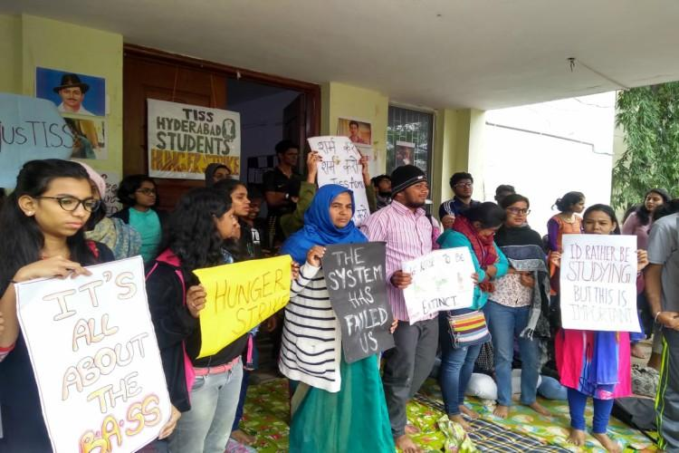 TISS students call off hunger strike after administration agrees to their demands