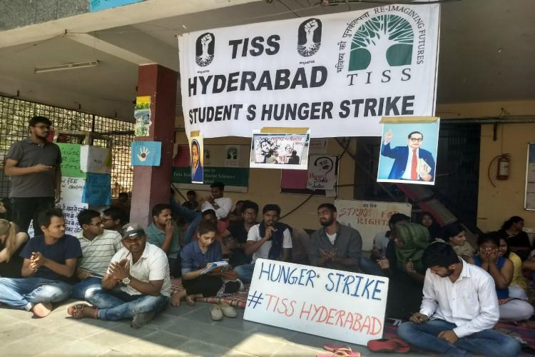 TISS Hyd students plan protest over scrapped BA course