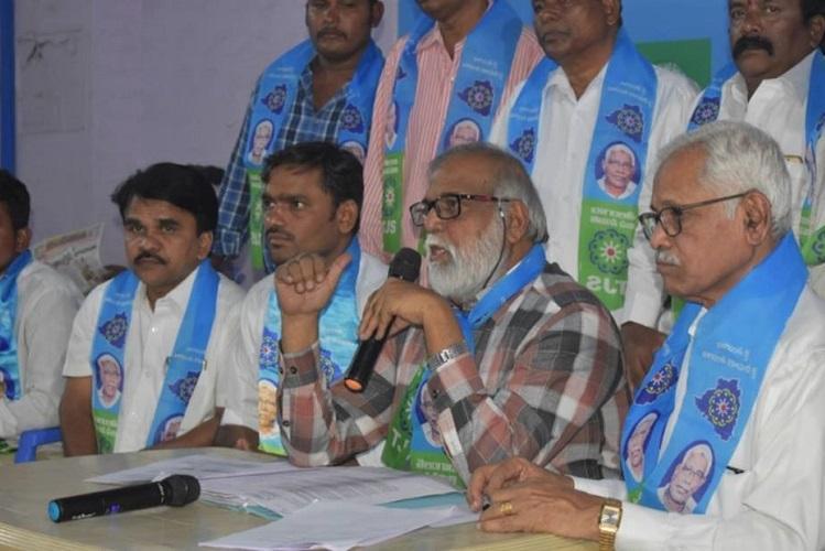 Major jolt to Mahakutami TJS says it will contest 12 seats in Telangana