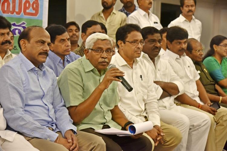 TJAC chairman Kodandaram announces new party to be launched on April 29