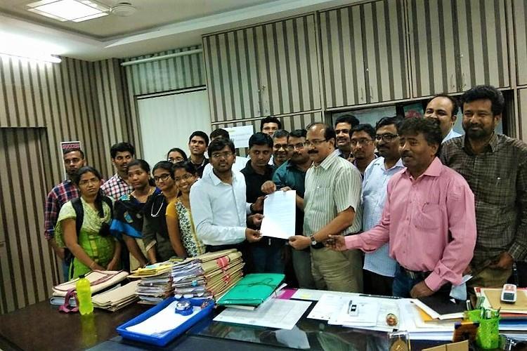 Telangana medicos postpone stir demand arrest of woman who assaulted doctor at Hyds OGH