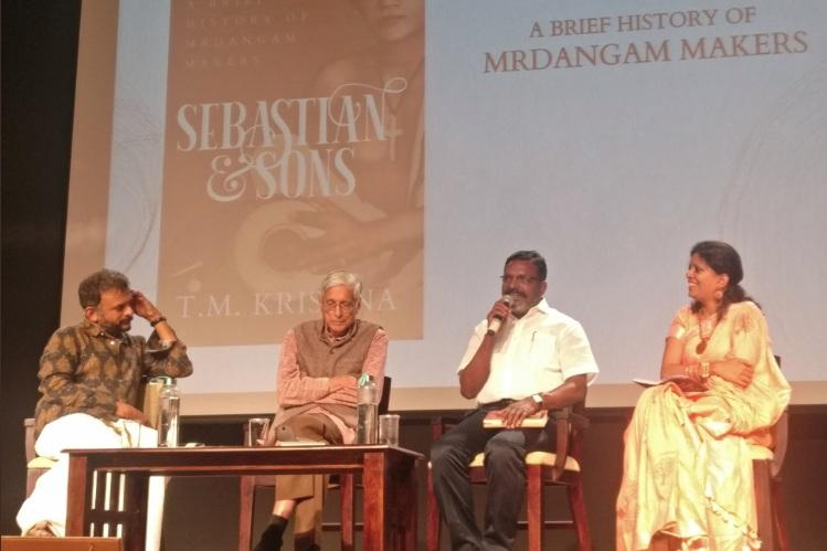 By cancelling TM Krishnas book launch Kalakshetra chose to remain a regressive space