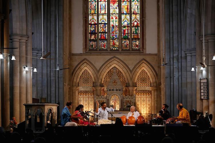 Music beyond religion TM Krishna sings Tamil Sufi song at Mumbai church