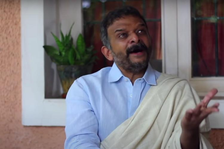 TM Krishna singing
