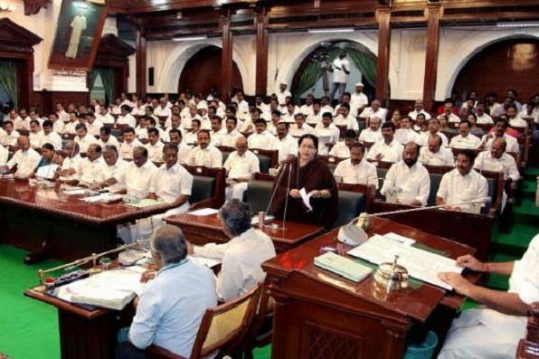 AIADMK nominee P Dhanapal elected Speaker of Tamil Nadu Assembly
