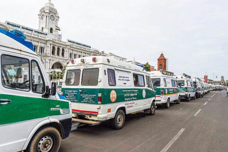 TN govt and CMC Vellores protocol to treat COVID-19 patients receives praise