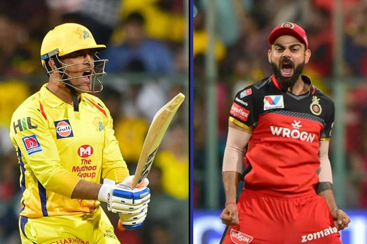 Dhonis CSK under pressure to win ahead of game against Kohlis RCB