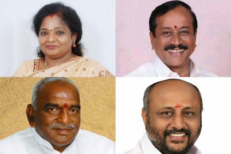 BJPs TN Lok Sabha list out Tamilisai H Raja and Pon Radhakrishnan to contest