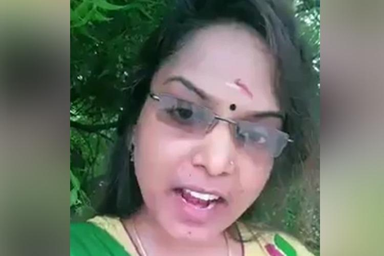 TN woman who abused Dalits in viral TikTok video arrested two months later