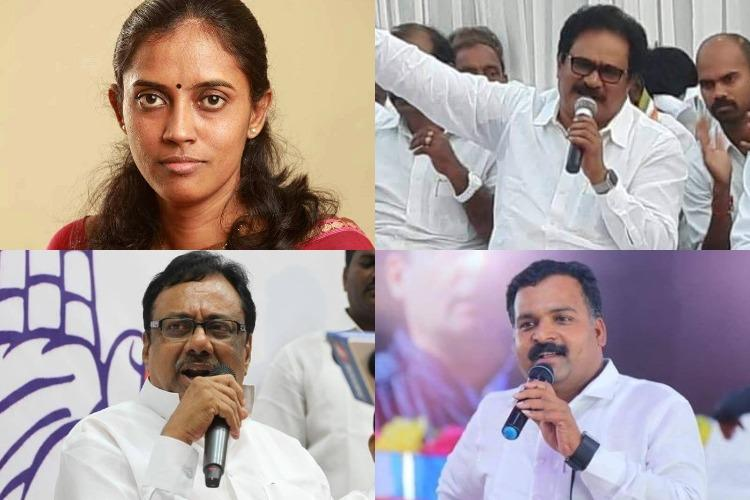 Congress list for Tamil Nadu out Sivaganga remains unallotted
