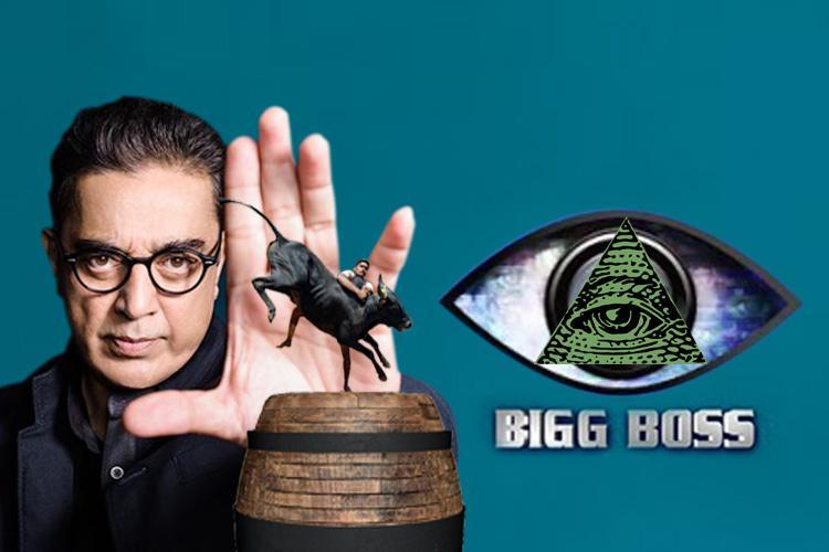Bigg Boss vaccines skirts TN conspiracy theorists see big Illuminati hand in all