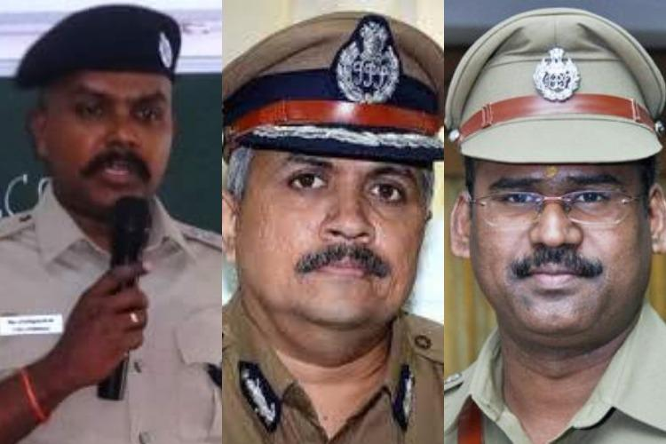 Tamil Nadu police reshuffle 26 IPS officers transferred promoted