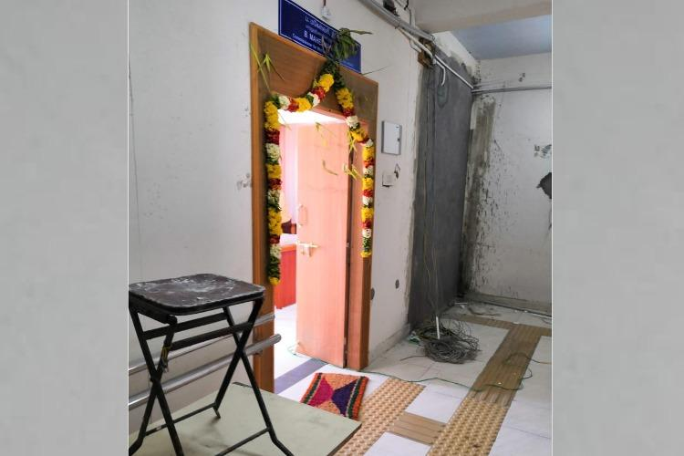 TN IAS officer used public funds to make office vastu compliant activists allege