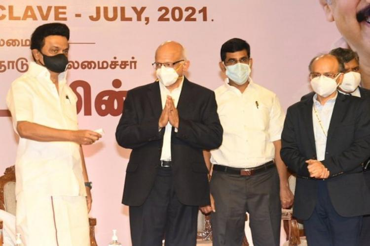TN Investment Conclave 2021
