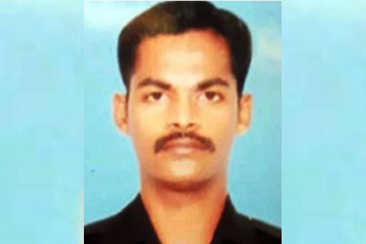 Jawan dies in JK family in TN protest demanding return of body