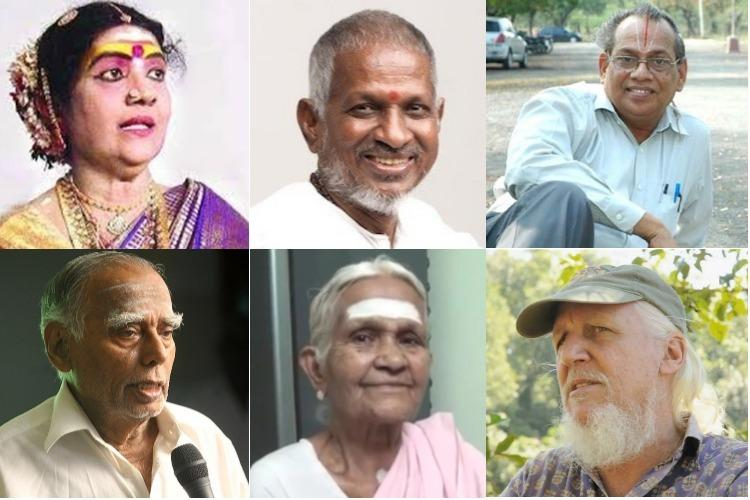 From archaeologist to folk singer Meet the Padma Awardees from Tamil Nadu